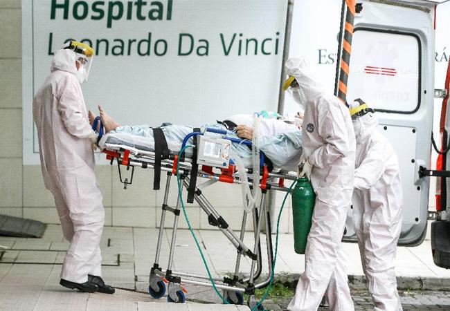 500 pacientes com Covid-19 já foram recuperados no Hospital Leonardo da Vinci